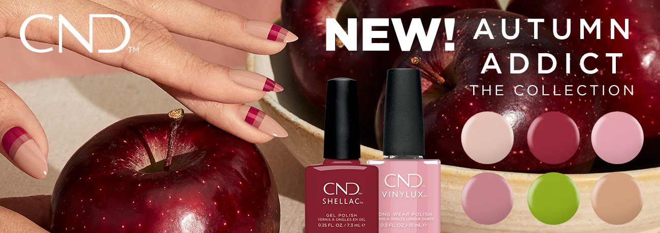 Shellac Autumn Addict