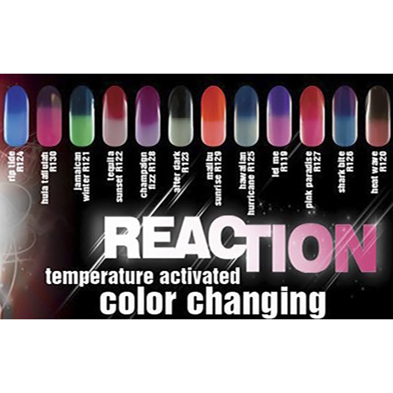 Gel 2 Reaction Collection