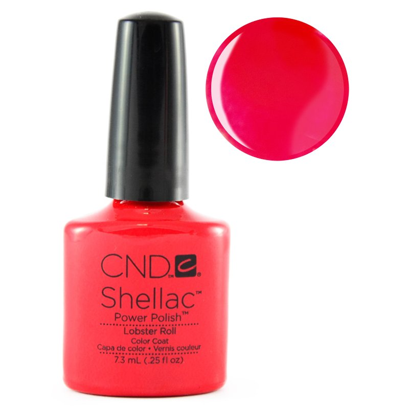 ... » CND Shellac » Shellac Colors » Shellac CND Lobster Roll 7,3 ML