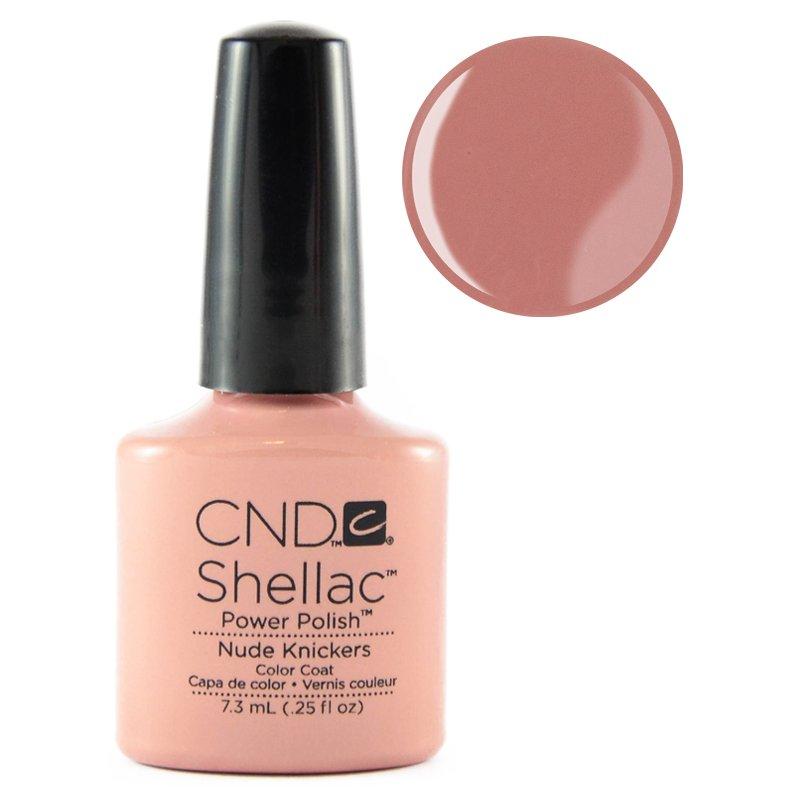 Lakier CND Shellac Nude Knickers 7.3 ml X Beauty Group Polska