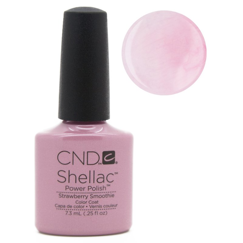 Shellac CND Strawberry Smoothie 7,3 ML