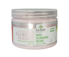 La Palm Marine Maske Mid Rose Summer 354 ML