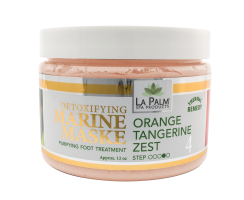 La Palm Marine Maske Orange Tangerine Zest 354 ML