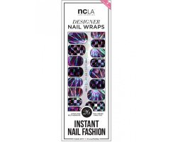 Nail Wraps I got our tickets