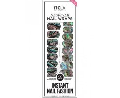 Nail Wraps Mother of Pearl
