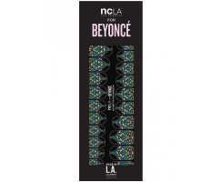 Nail Wraps for Beyoncé - no rest in the kingdom