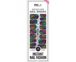 Nail Wraps Club Cheetah