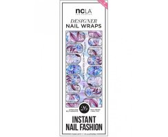 Nail Wraps From Russia with Love