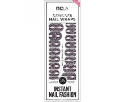 Nail Wraps Lateral Lace