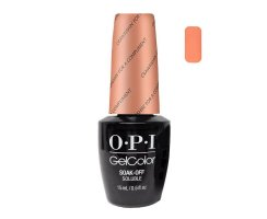 OPI Gelcolor Crawfishing for a Compliment 15 ML