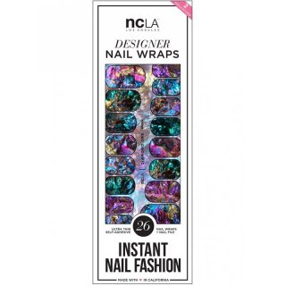 Nail Wraps Diamond Ore