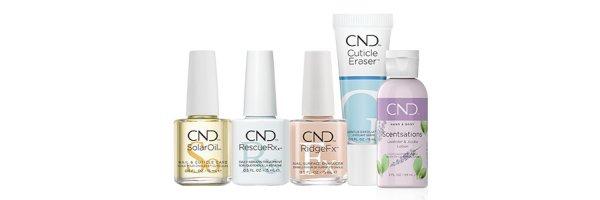 CND Natural Nailcare