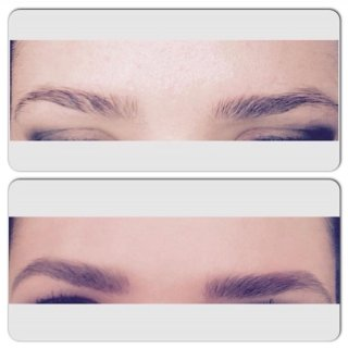 Eyebrow Lashes about 2000 pieces in MIX specialist
