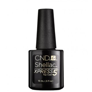 CND Shellac XPRESS5 Top Coat 15 ML