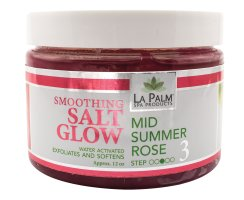 La Palm Salt Glow Mid Rose Summer 354 ML