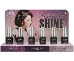 Gel 2 Sparkle & Shine Collection