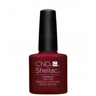 Shellac CND Oxblood 7,3 ML Craft Culture Collection