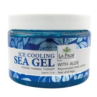 La Palm Ice Cooling Sea Gel 354 ML