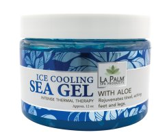 La Palm Ice Cooling Sea Gel 354 ML
