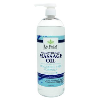 La Palm Massage Oil 946 ML
