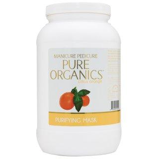 Pure Organic Purifying Maske Citrus Orange 3800 ML