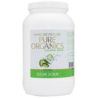 Pure Organic Sugar Scrub Cucumber Melon 3800 ML