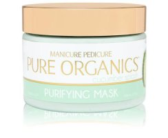Pure Organic Purifying Maske Cucumber Melon 354 ML
