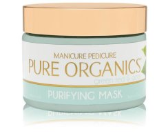 Pure Organic Purifying Maske Green Tea & Acai Berry 354 ML