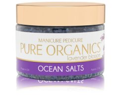 Pure Organic Ocean Salts Lavender Blossom 354 ML