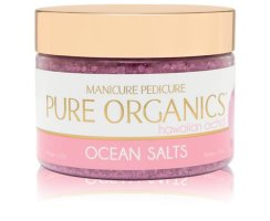 Pure Organic Ocean Salts Hawaiian Orchard 354 ML