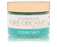 Pure Organic Ocean Salts Green Tea & Acai Berry 354 ML