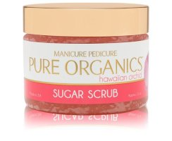 Pure Organic Sugar Scrub Hawaiian Orchard 354 ML