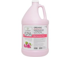 La Palm Massage Lotion Mid Rose Summer 946 ML