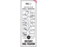 Nail Wrap Ashfort White