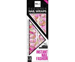 Nail Wraps Hot Mamma