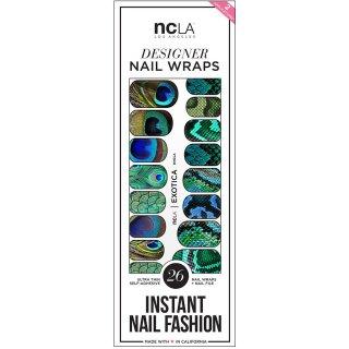 Nail Wrap Exotica