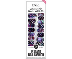 Nail Wrap I got our tickets