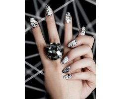 Nail Wraps by Karen G. - Layered in Luxe