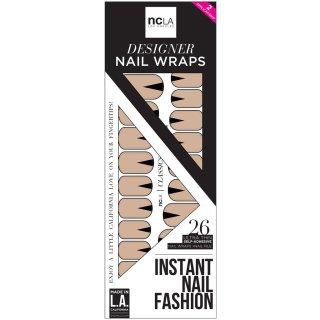 Nail Wraps Classics - You missed the Point