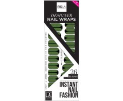 Nail Wraps Classics - Shut up and eat your kale
