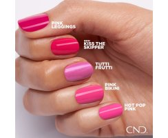 CND Shellac Pink Leggings 7,3ml Wave Collection