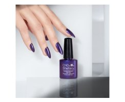 CND Shellac Eternal Midnight 7,3 ml Nightspell Collection