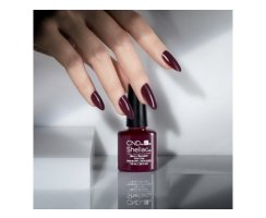 CND Shellac Berry Boudoir 7,3 ml Nightspell Collection