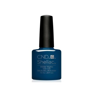 CND Shellac Winter Nights 7,3 ML Glacial Illusion Collection