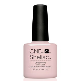CND Shellac Uncovered 7,3 ml, The Nude Collection