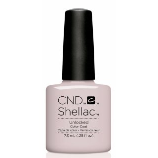 CND Shellac Unlocked 7,3 ml, The Nude Collection