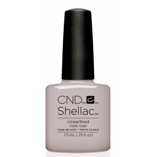 CND Shellac Unearthed 7,3 ml, The Nude Collection