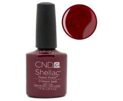 Shellac CND Crimson Sash 7,3 ML