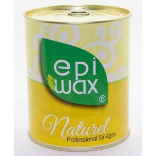 Epi-Wax Tin Wax Wax Natural (800ml)