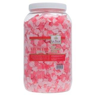 La Palm Dry Bath Soap Flowers Mid Rose Summer Gallon (ausverkauft)